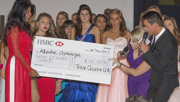 Everyone at Allambie would like to say a massive thank you to everyone who took part in TeenQueen UK 2013...